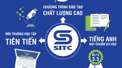 5 lý do SITC là một trong những trường đáng để đầu tư cho tương lai