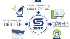 SITC cam kết 100% học sinh đủ điều kiện vào đại học trong và ngoài nước