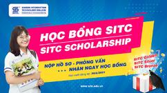 Thể lệ chương trình học bổng SITC  - SITC SCHOLARSHIP