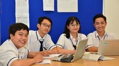 Thẳng tiến đại học cho học sinh SITC